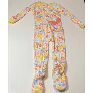 Baby girl carters pajamas size 4T